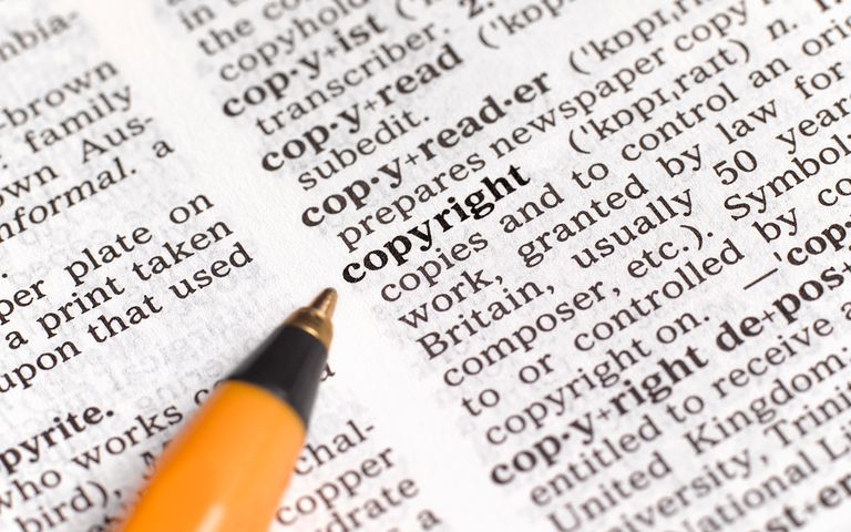 Copyright defined