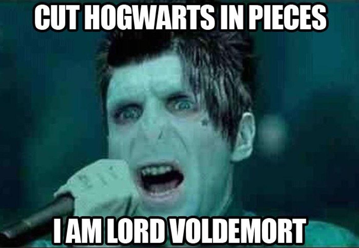 Lord Voldemort meme