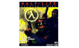 Cover of Half-Life: Counter Strike
