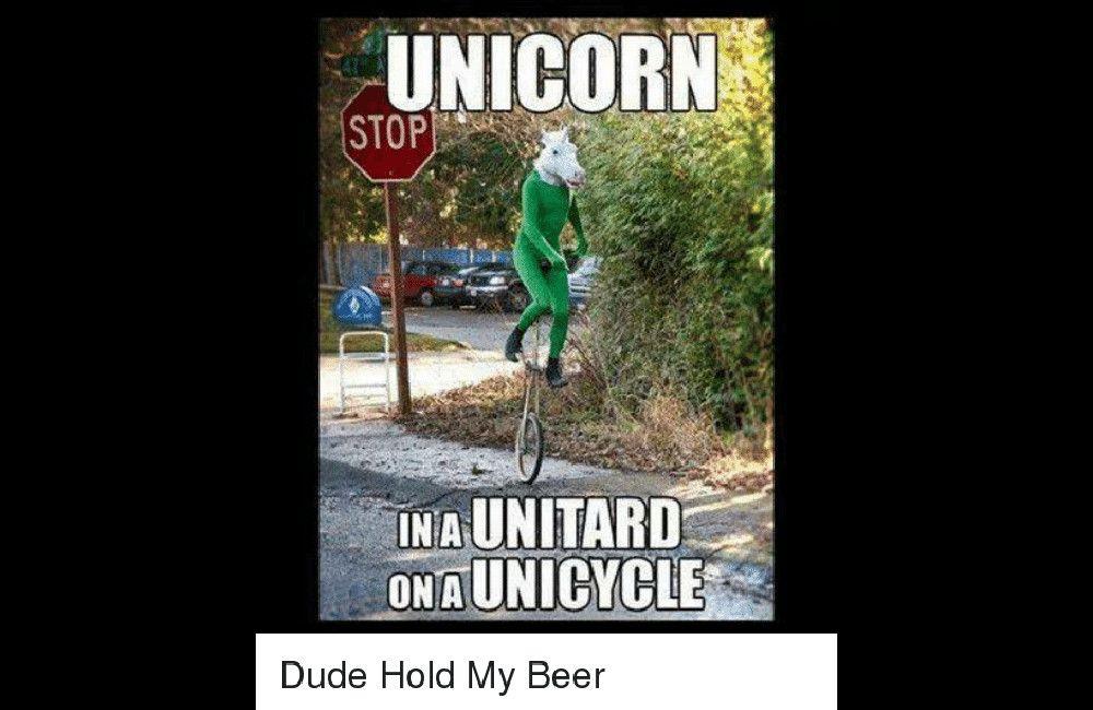 Hold my beer meme