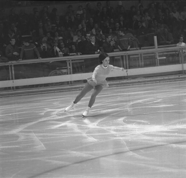 Peggy Fleming 1968 Olympics