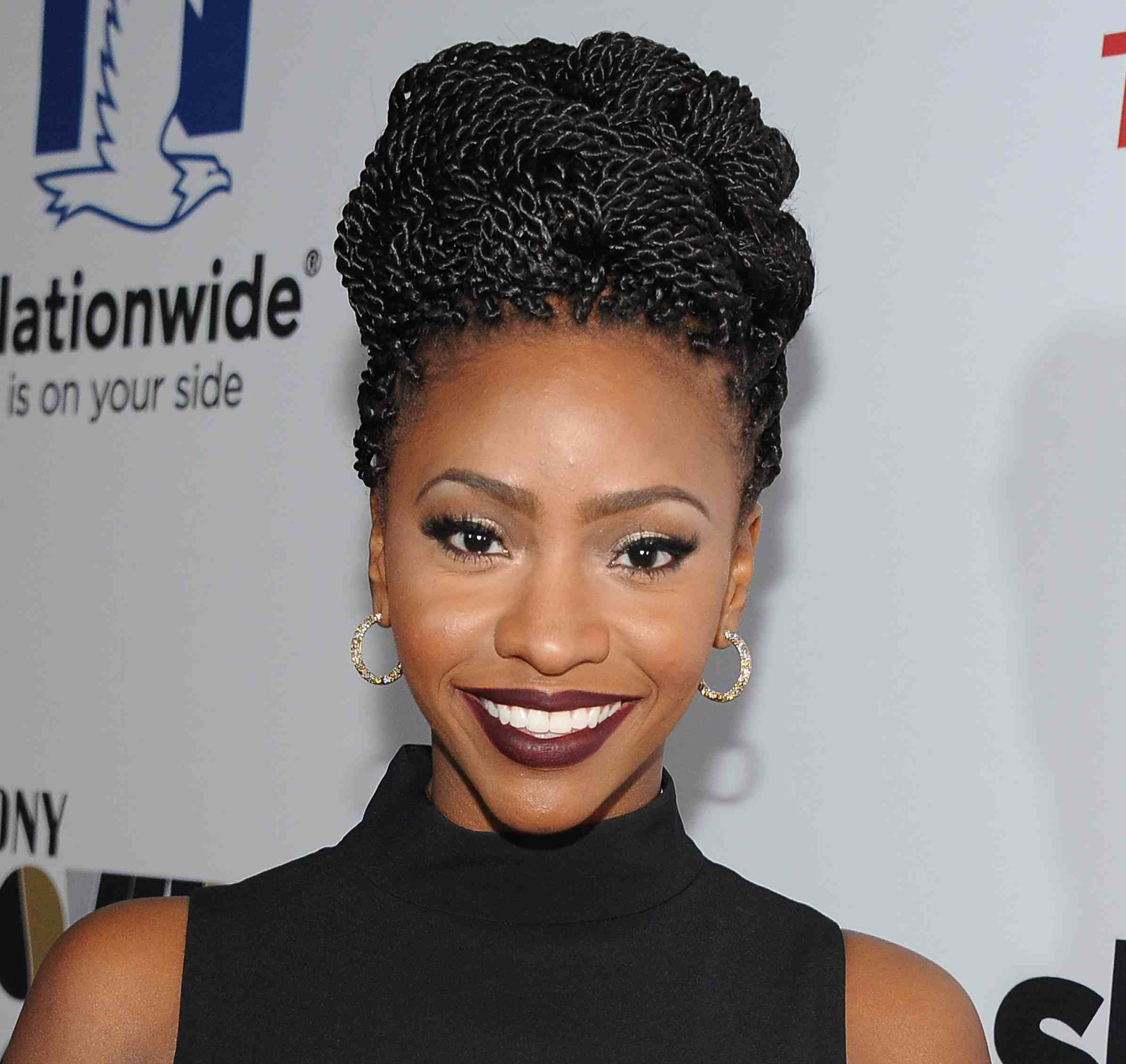Photos Of Black Hairstyles For Prom