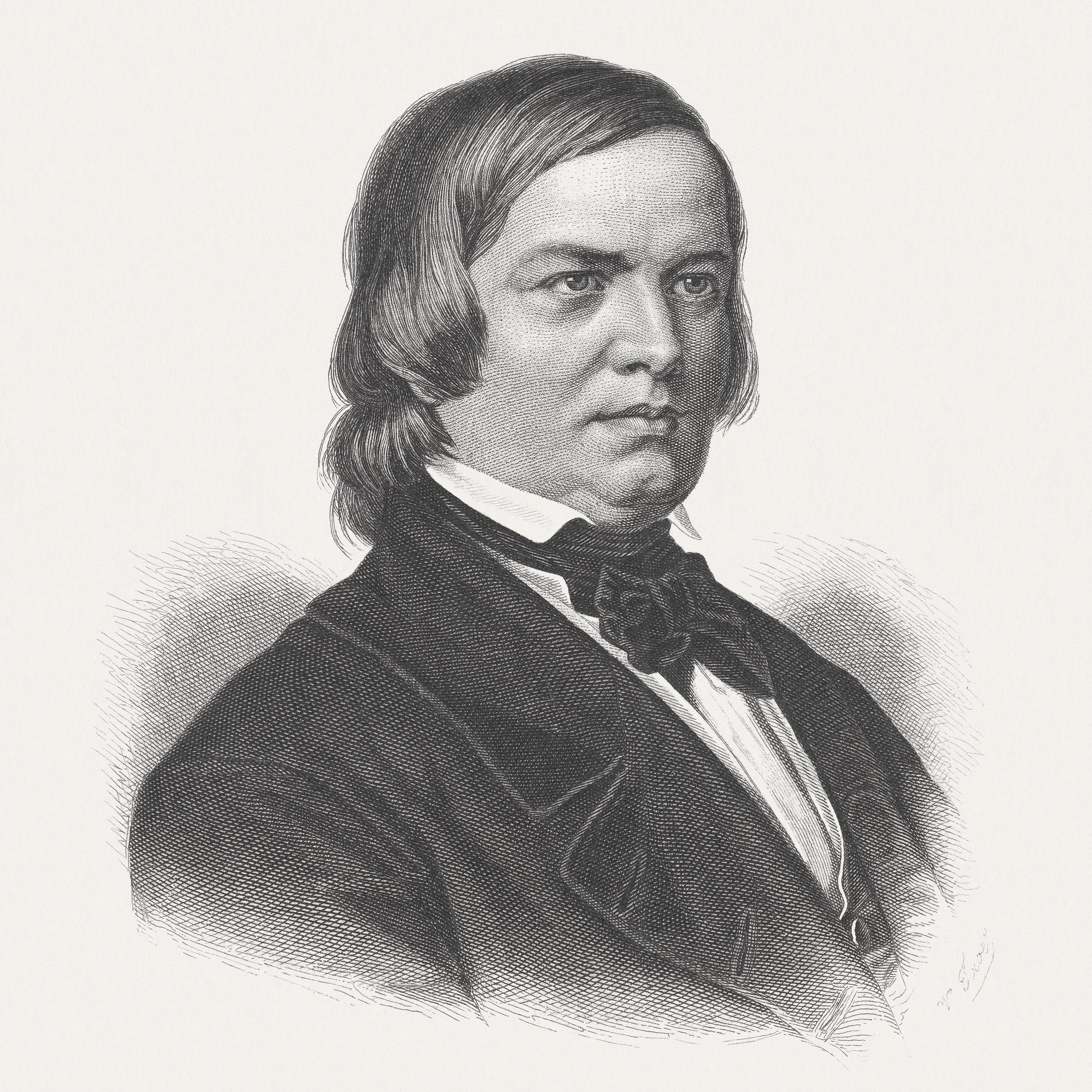 Robert Schumann (German composer