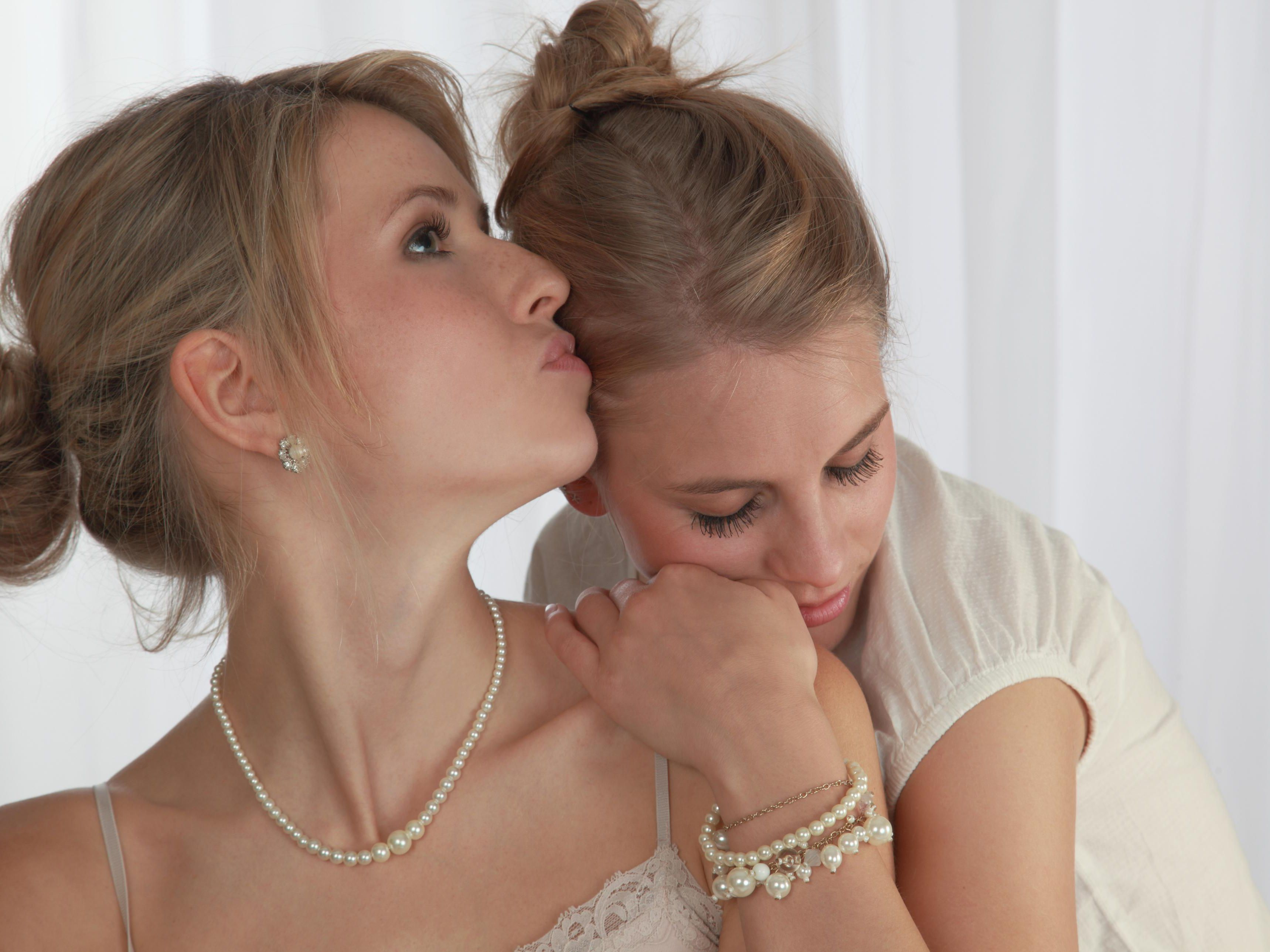 Lesbian Real First Time