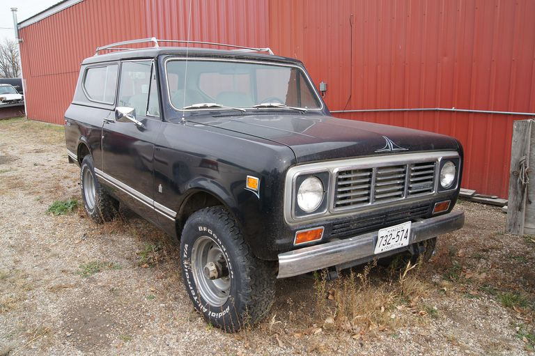 76 International Harvester Scout II