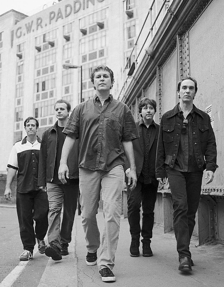 American indie rock band Guided By Voices