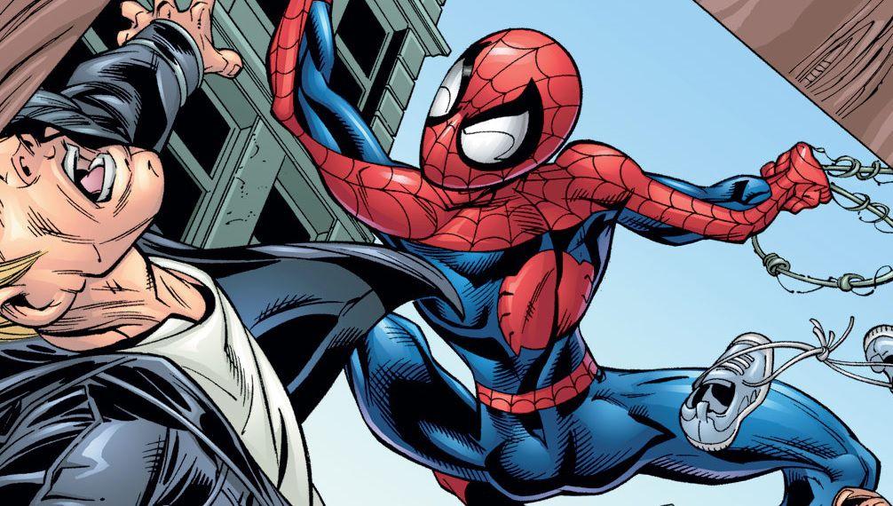ultimate spider man mark bagley