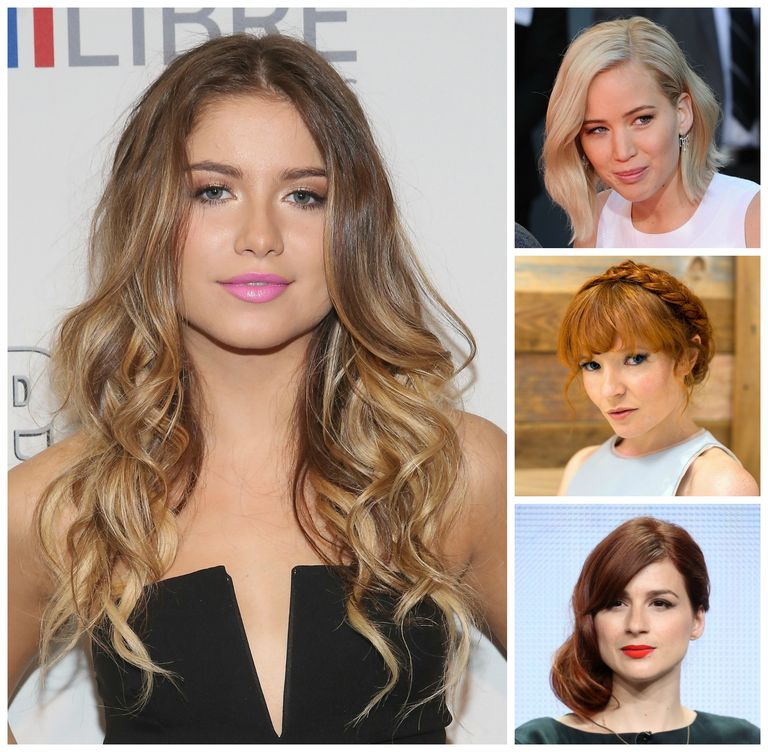 Slide Show of 2016\'s Biggest Hairstyle Trends