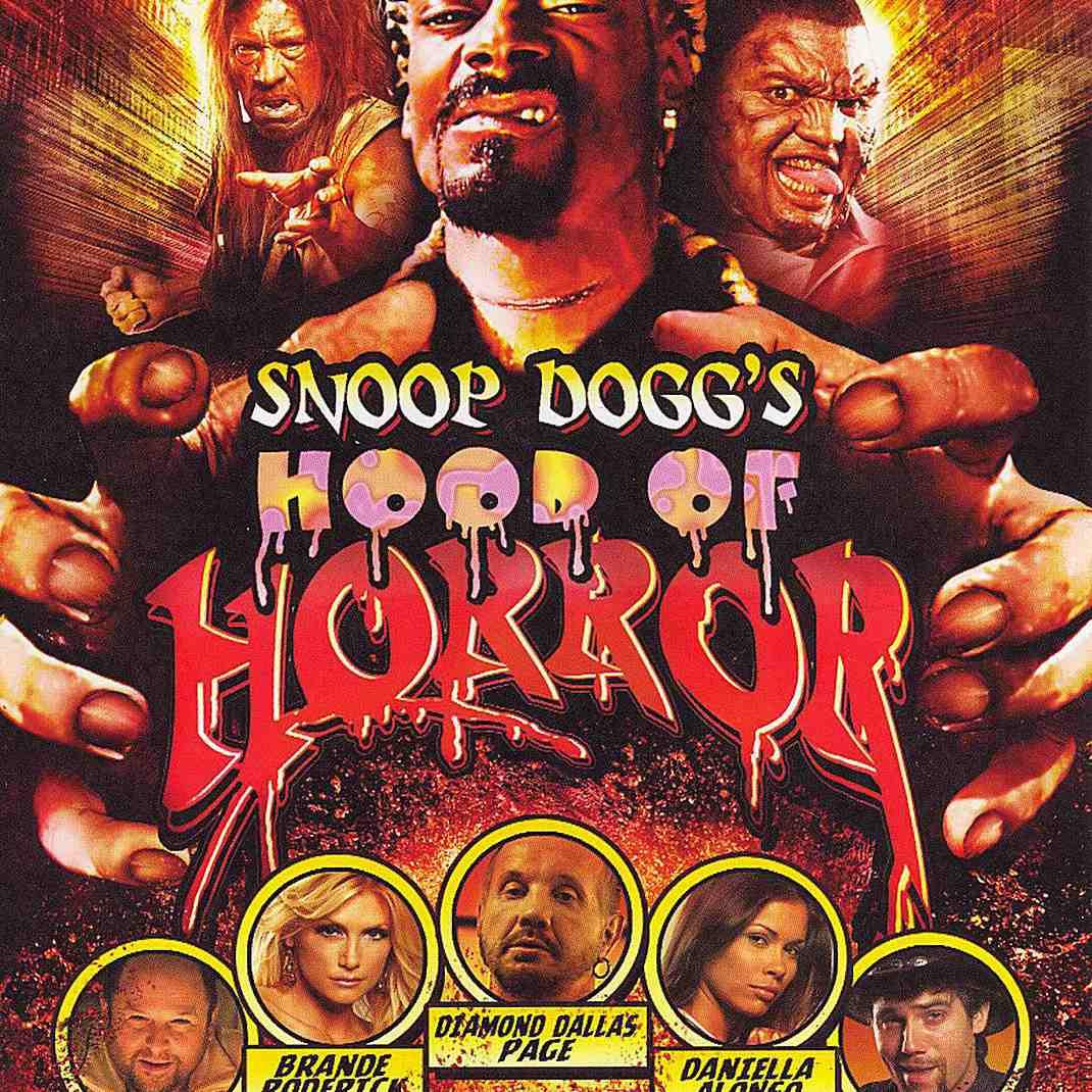 Snoop Dogg's Hood of Horror African-American horror movie