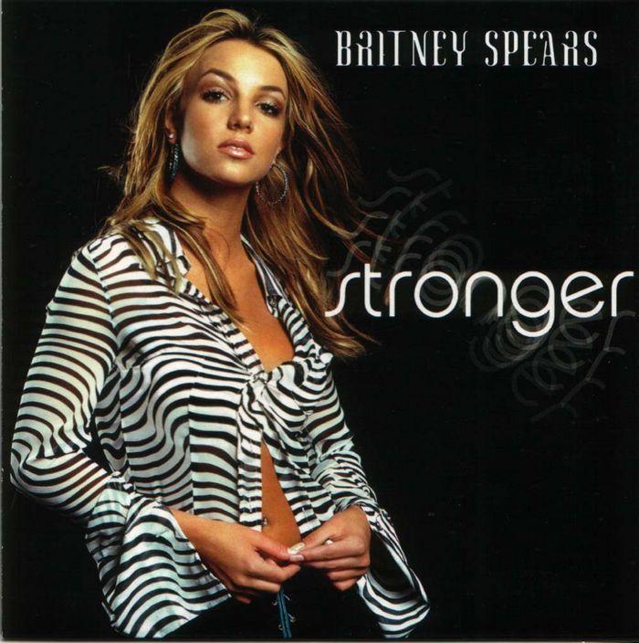 Album art for Britney Spears - Stronger