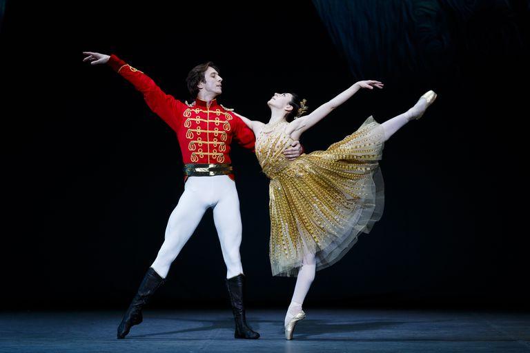 Cinderella Ballet, Prokofiev