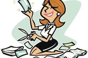 coupon woman