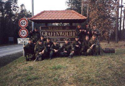 Grafenwoehr Army Military Base