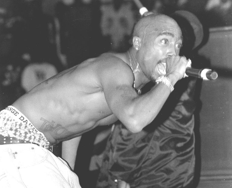 Tupac is Alive? Internet Hoax