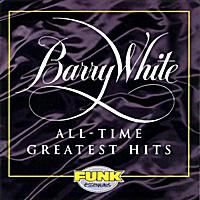 barry white all time album cover