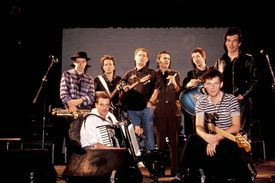 Band photo of The Pogues