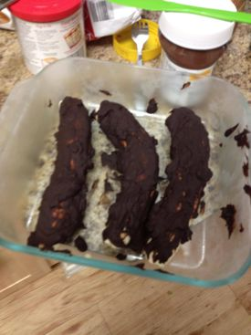 Chocolate Banana Fail
