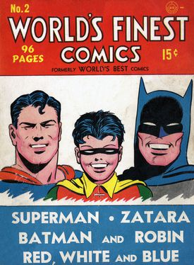 Issue 2 of World's Finest Comics