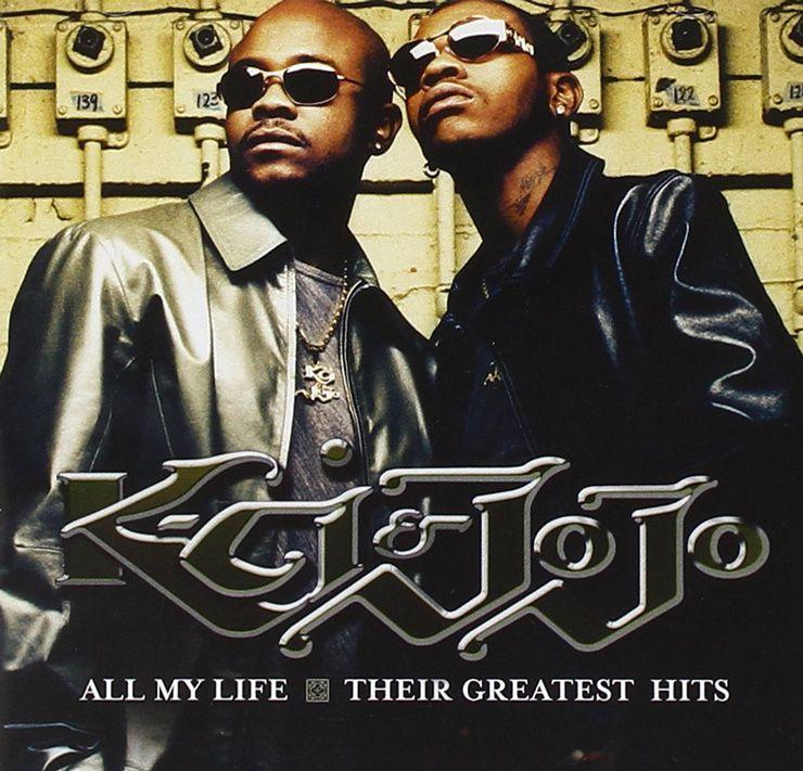 "K-Ci and JoJo - ""All My Life"""