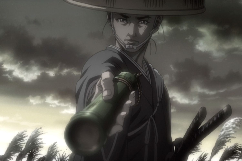 Shigurui: Death Frenzy Anime Series