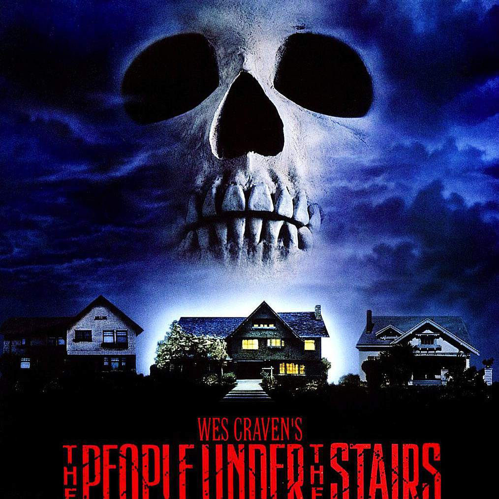 The People Under the Stairs African-American horror movie
