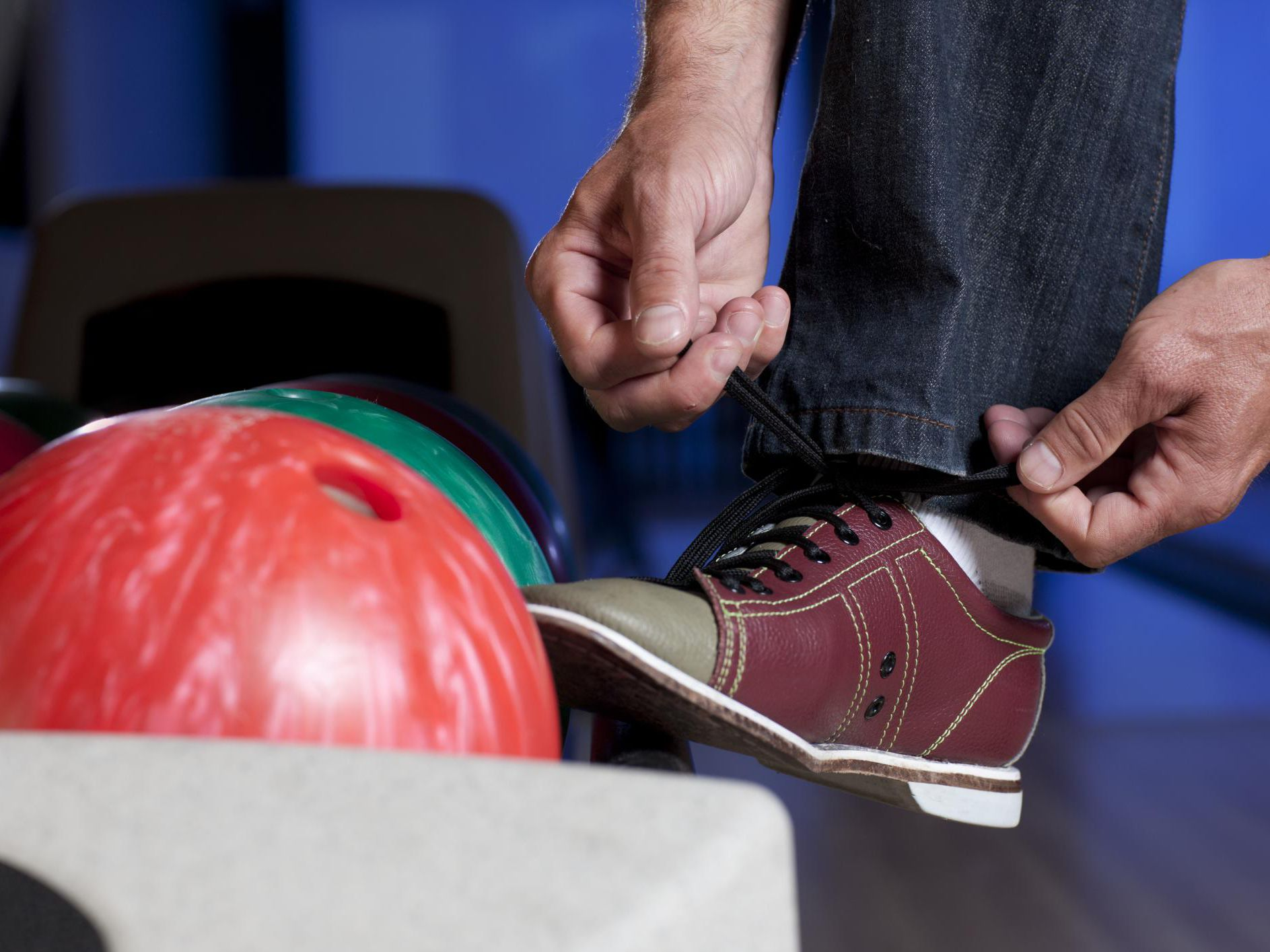 Why Do You Have to Wear Bowling Shoes?