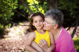Grandmothers and grandfathers have visitation rights in Rhode Island.