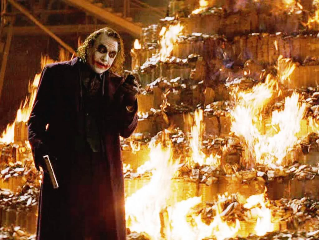 10 Best Joker Quotes From 'The Dark Knight'