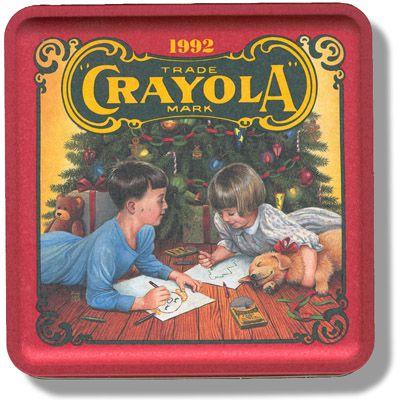 Crayola Colorful Holiday Wishes