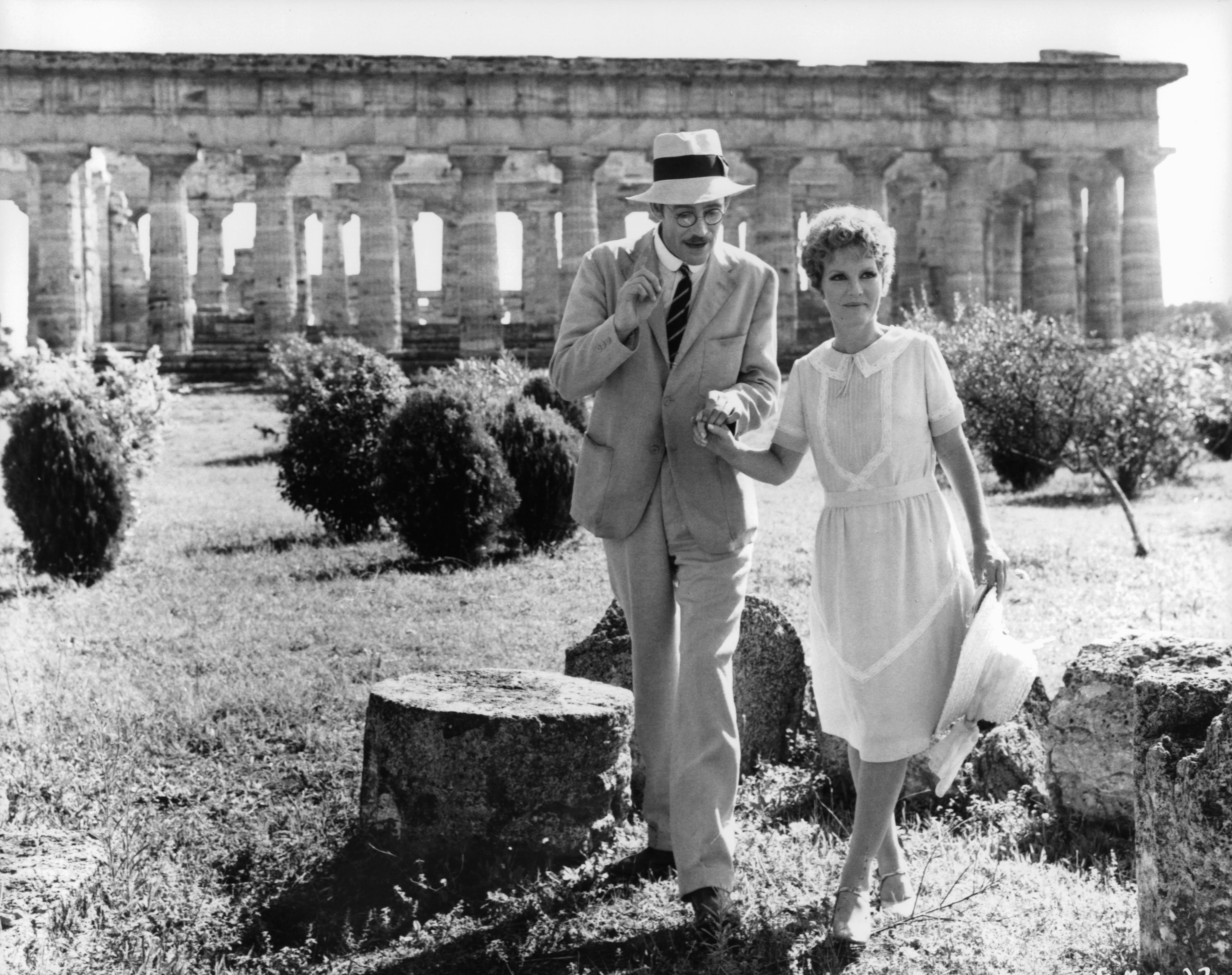 Peter O'Toole And Petula Clark In 'Goodbye Mr. Chips'