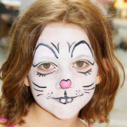 Face Painting Rabbit