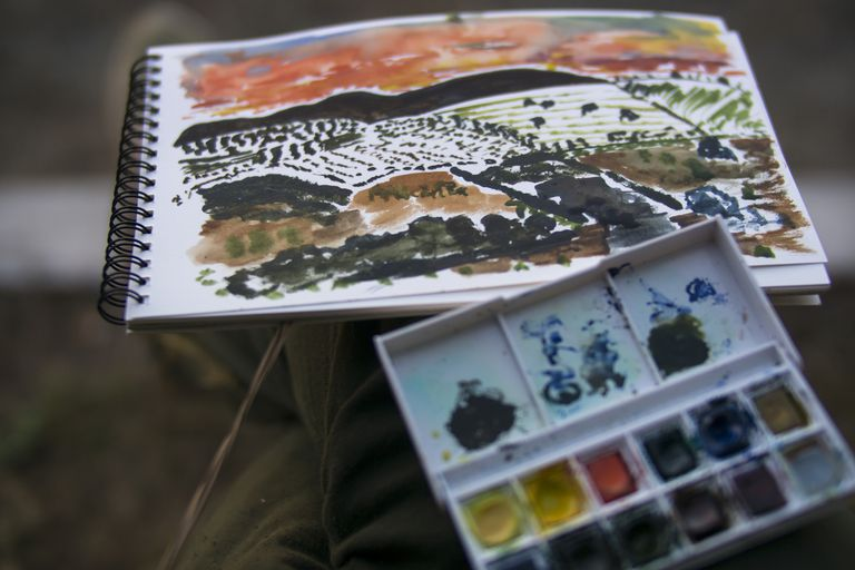 Tips For Keeping A Sketchbook Or Visual Journal