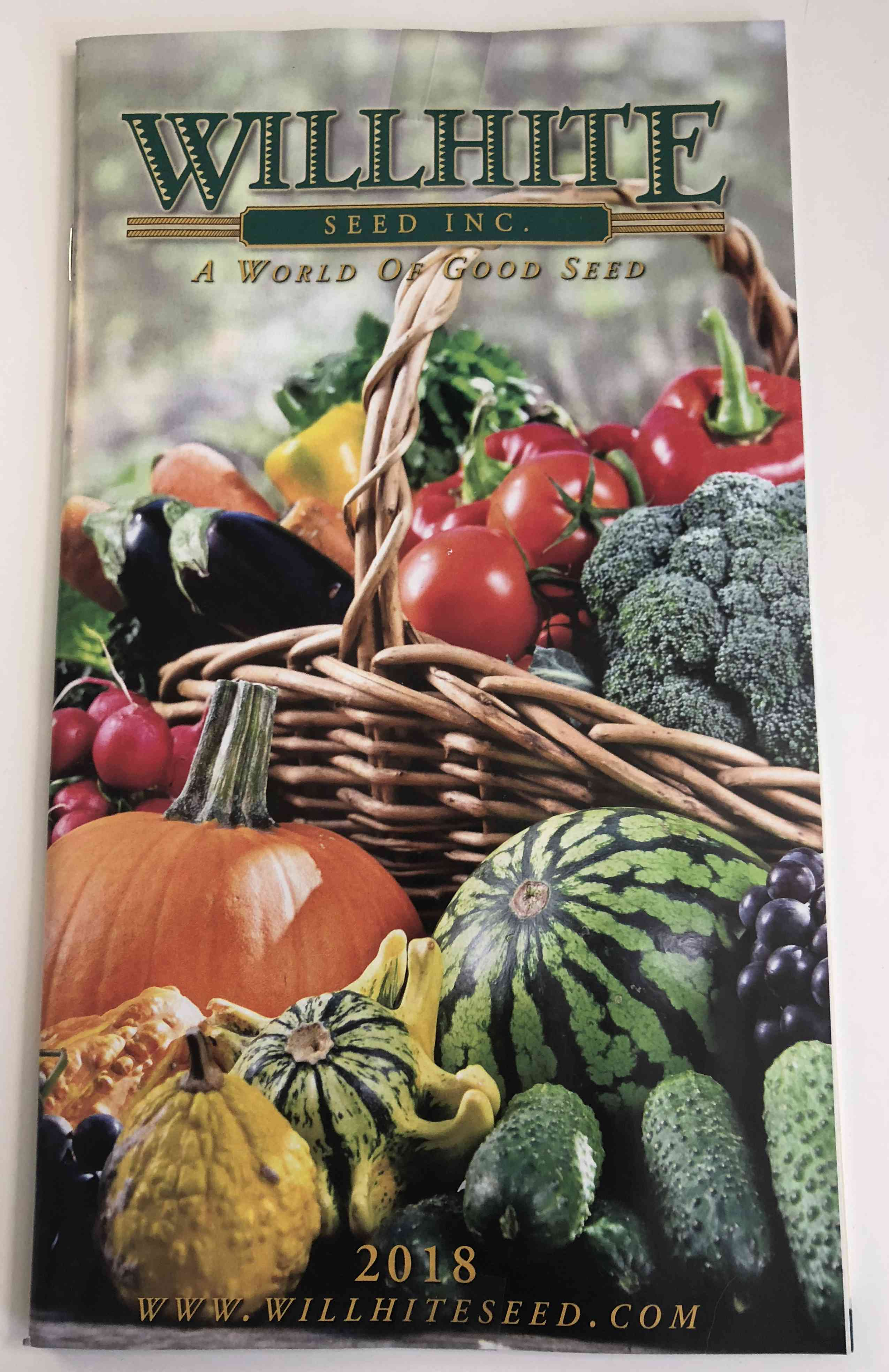 The 2018 Willhite Seed Inc. catalog