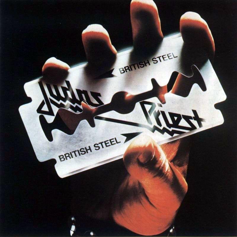 Judas Priest - 'British Steel'