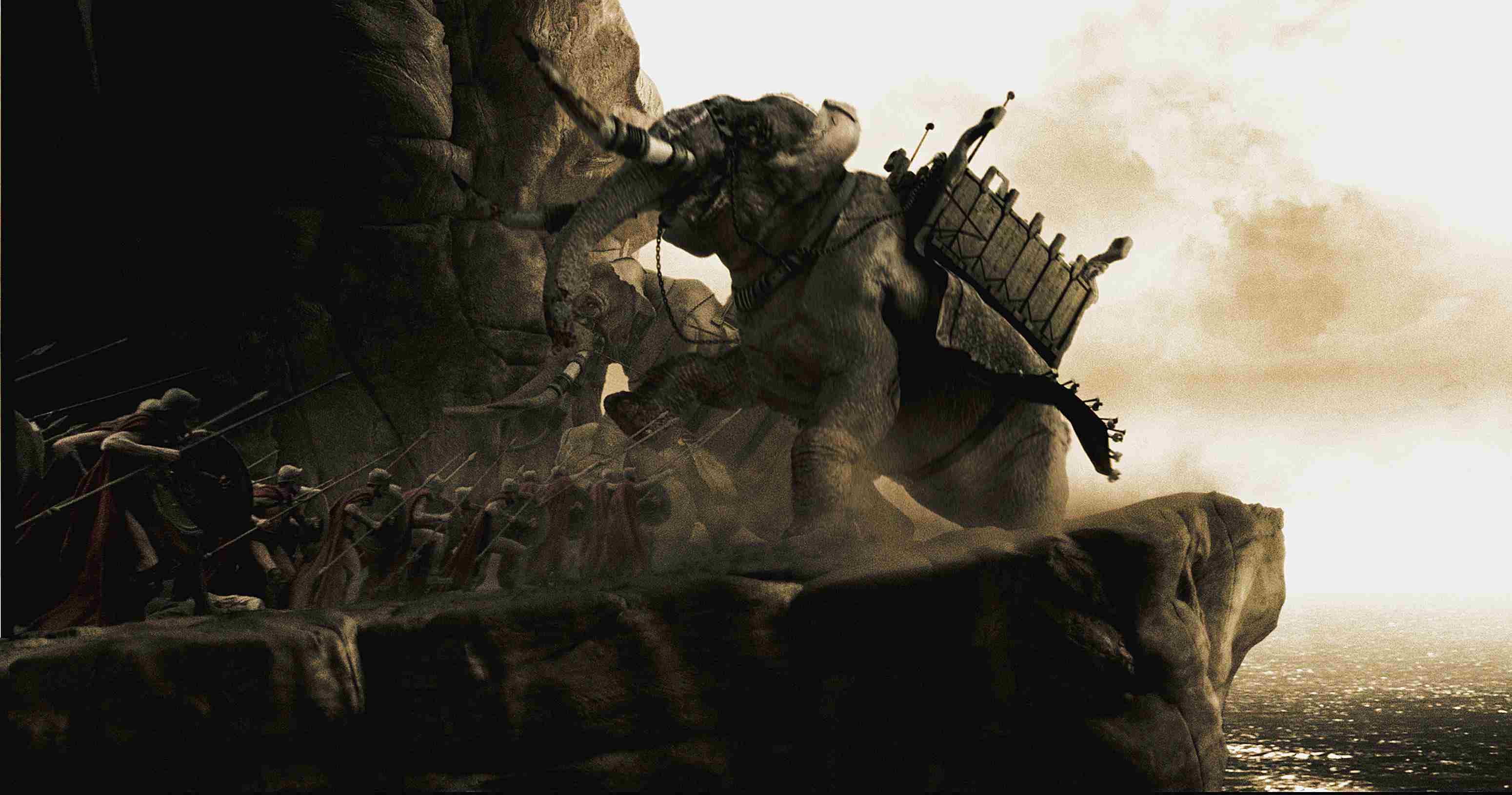 Persian War Beasts