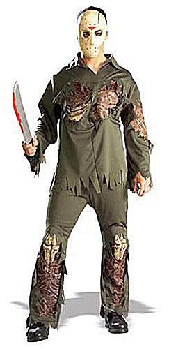 Jason Vorhees Halloween costume