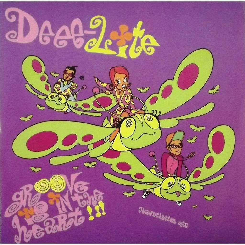 Deee-LIte Groove Is In the Heart