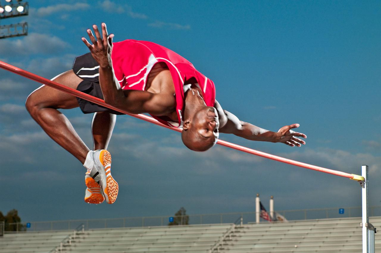 High Jump Drills: How to Coach Beginners