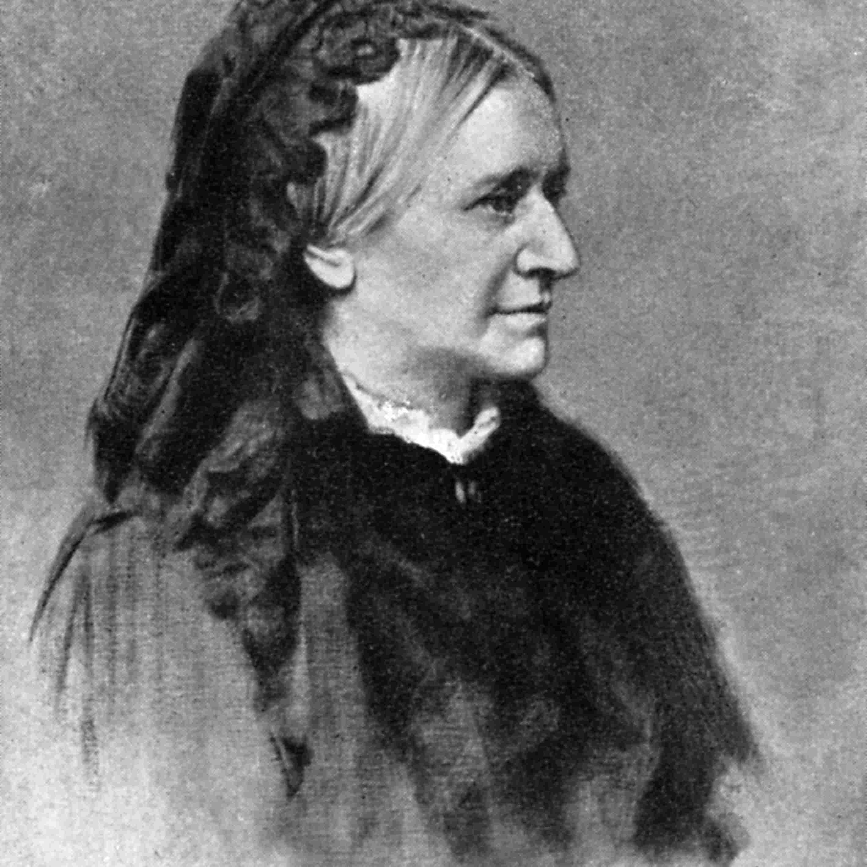 Clara Josephine Wieck Schumann, (1819-1896)
