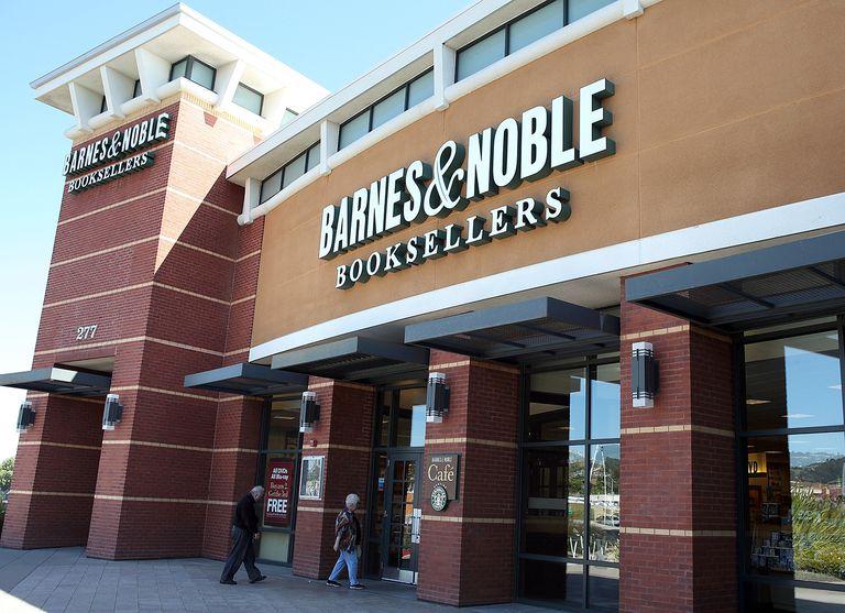 Barnes & Noble in San Bruno, California