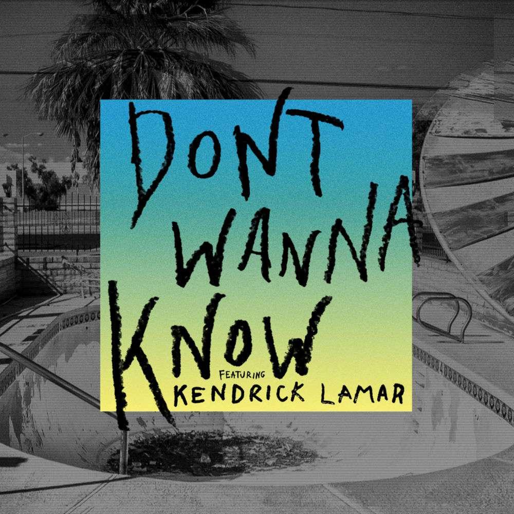 Maroon 5 don't wanna know