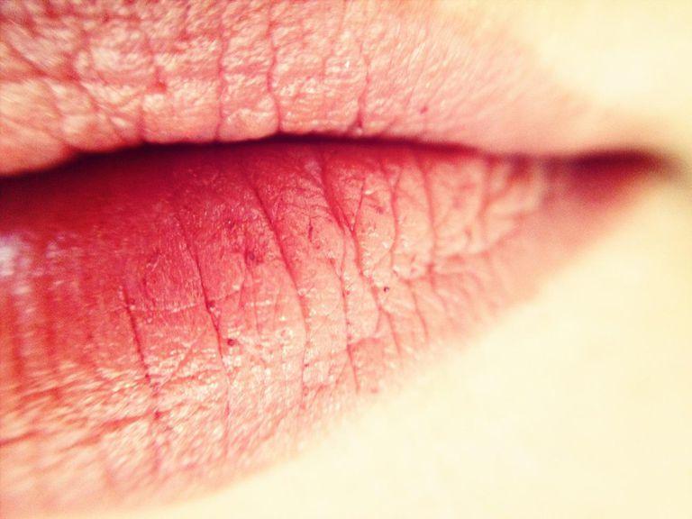 Close-up lips