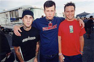Blink-182 at the 1999 Teen Choice Awards