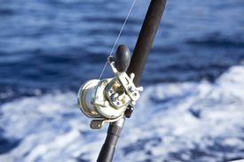 Big Game fishing pole