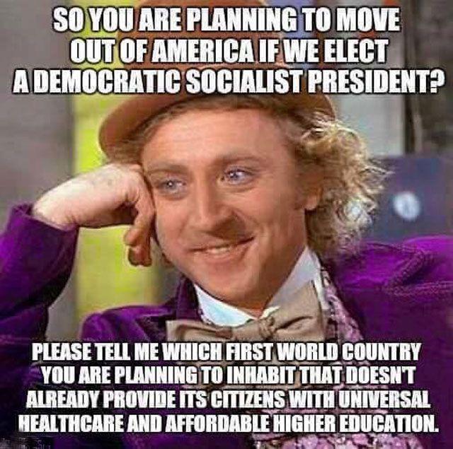 Electing a Democratic Socialist President