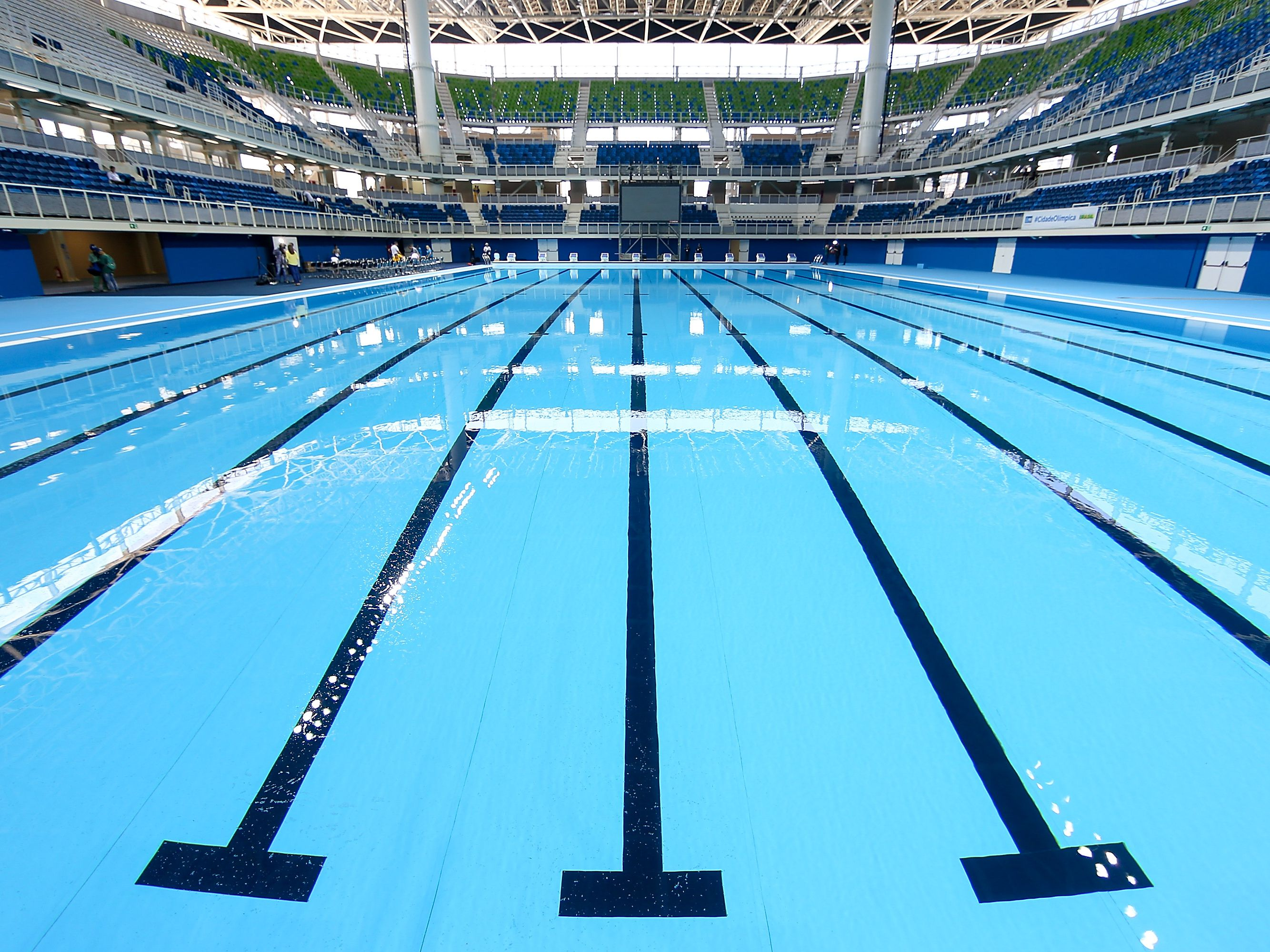 How Big Is An Olympic Size Swimming Pool