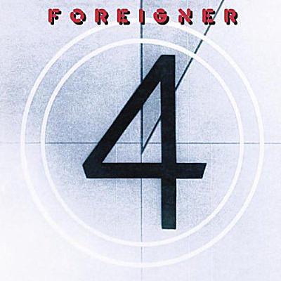Foreigner 4 Album cover
