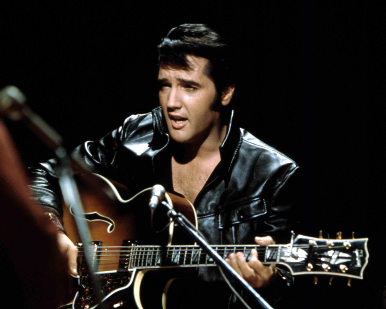 'Elvis' - The Comeback TV Special