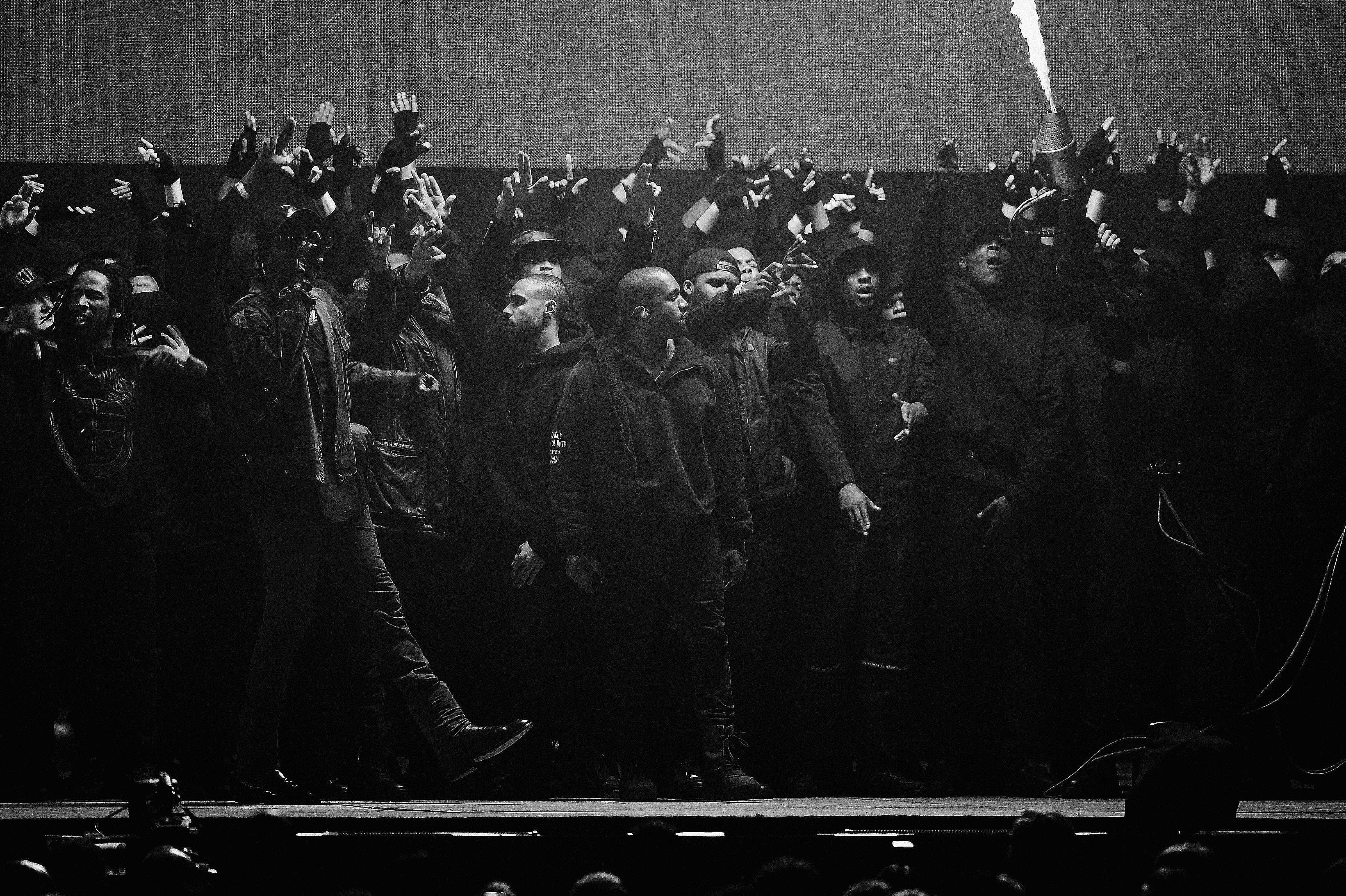 Kanye So Help Me God