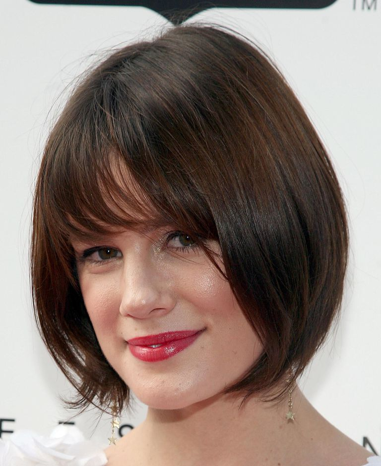 From Pixies To Shags 18 Great Cuts For Short Brown Hair